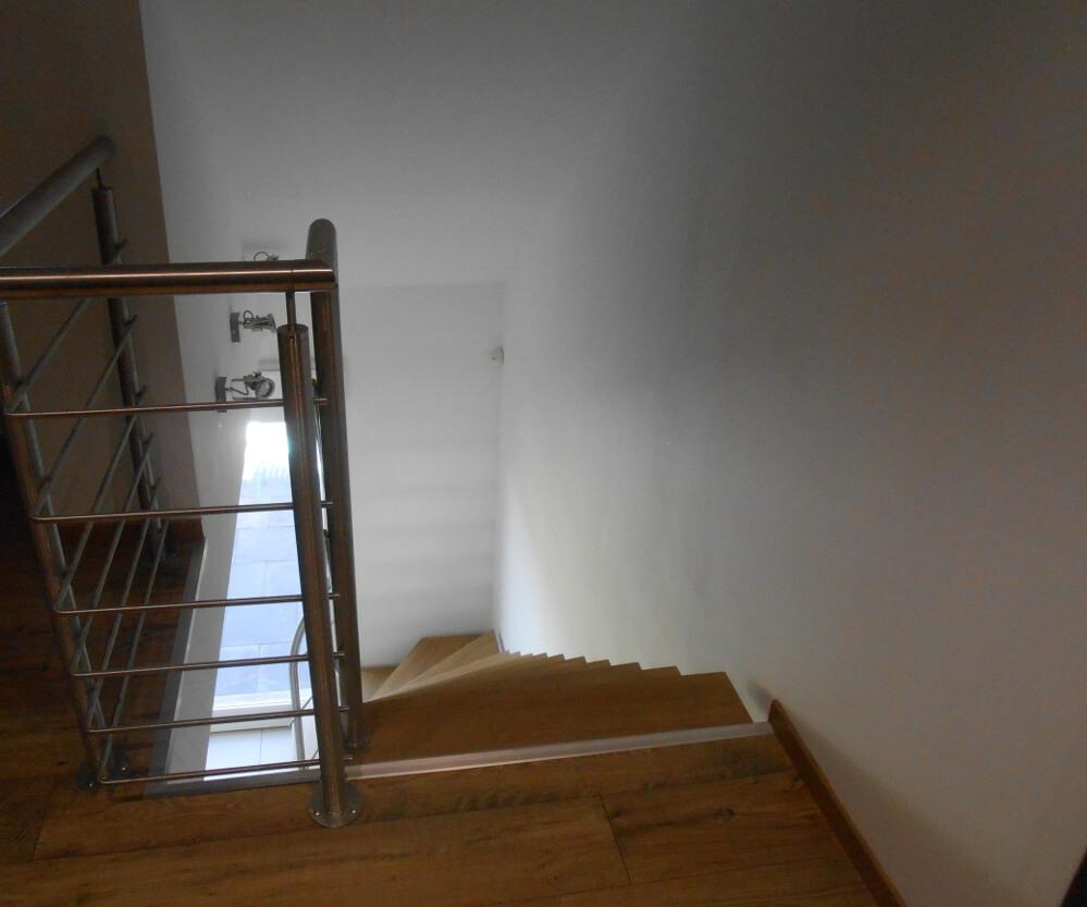 Aménagement comble et descente d'escalier